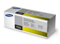 Genuine Samsung CLT-Y504S Yellow Toner Cartridge