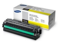 Genuine Samsung CLT-Y506L Yellow Toner Cartridge